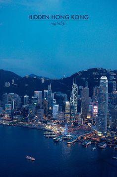 HONG KONG TRAVEL GUIDE: NIGHT LIFE