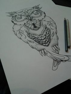 Celtic Owl Designs Owl Tattoo Designs