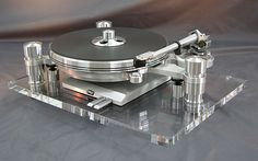 """Oracle- Audiophile High End Analog Turntable"" !... http://about.me/Samissomar"
