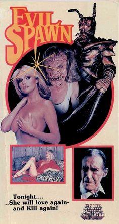 Evil Spawn (1987) on VHS