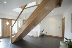 We Also Do A Full Range Of Staircases. This Is A Recent Staircase For A Customer In Blarney, Co. Cork