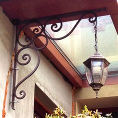 OZDOBNÁ KONZOLA Portfolio, Candle Sconces, Wall Lights, Candles, Lighting, Home Decor, Appliques, Decoration Home, Room Decor