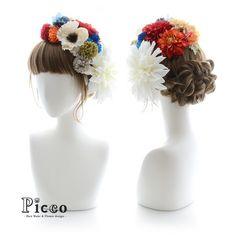 Gallery 201  Order Made Works Original Hair Accessory for SEIJIN-SHIKI  #おしゃれ #レトロ な #振袖 に #個性的 かつ #スタイリッシュ な配色で しっかり似合う #和スタイル #☆  #ズキュン と目を引く大きめ #ダリア が印象的な #かっこ可愛い #髪飾り #♡ #成人式 #前撮り #オーダーメイド  いつもイイね! ありがとうございます。 おかげさまで作品ギャラリーも200点超えました。 これからもお客様と共に作り上げた作品をドンドン紹介していきますので、今後ともよろしくお願いいたします。  #花飾り #造花 #ヘアセット #アップスタイル #着物   #hairdo #flower #hairaccessory #picco #japanesestyle #kimono  Twitter , FACEBOOKページ始めました→「picco」で検索 いいね、フォロー宜しくお願いします。
