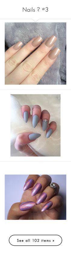 """""""Nails 💅 #3"""" by lifeofmarta ❤ liked on Polyvore featuring beauty products, nail care, nail treatments, nails, beauty, nail polish, unhas, gel nail care, makeup and sticker nail polish"""