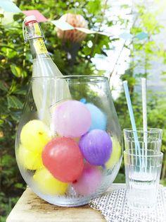 Was braucht man eigentlich für eine Sommerparty? Tolle Anregungen liefert die Bildplattform Pinterest, von der Einladung bis zum Drink.