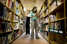 The Ferguson library gives a lesson in community
