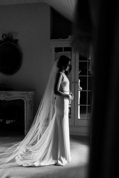 Bride in Window Light. Elope to Ireland. Cliff at Lyons Timeless Photography, Relaxed Wedding, Documentary Wedding Photography, Irish Wedding, Elegant Bride, Couples In Love, On Your Wedding Day, Wedding Portraits, Bridal Dresses