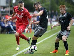 Op 27 juli speelde FC Twente een oefenwedstrijd tegen Southampton. Op het sportpark van Quick'20 in Oldenzaal werd met 2-1 verloren van de ploeg uit de Premier League.