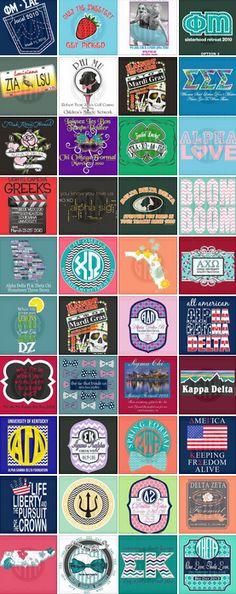 Kappa gam shirt idead           http://www.greekt-shirtsthatrock.com