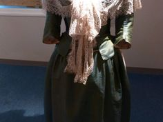 stunning antiques clothes in the Chateau de Couterne summer showroom http://www.normandythenandnow.com/squirrels-soldiers-and-silk-at-le-chateau-de-couterne/