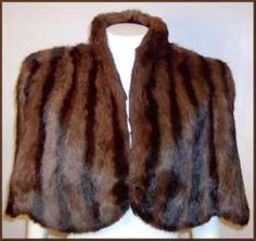 love vintage fur.