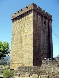 Torre del Homenaje, #MonforteDeLemos