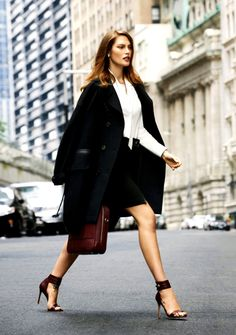 Catherine McNeil by Terry Richardson for Harper's Bazaar Oct 2014