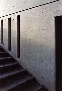 Koshino House. 1979-80. Ashiya, Hyogo, Japón. Tadao Ando