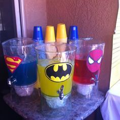 Superhero drinks anyone? Follow us on Twitter @Relay For Life of Vinings - Buckhead, GA and Like us on http://facebook.com/RelayForLifeOfViningsBuckheadGA Get involved or make a tax-deductible donation>> https://RelayForLife.org/ViningsBuckheadGA