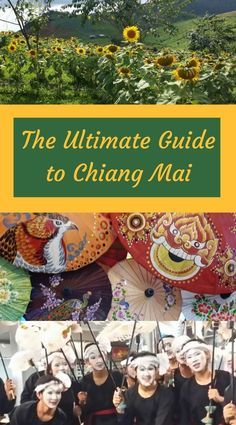 Plan your visit to Chiang Mai with the Ultimate Chiang Mai Itinerary. What to see, Where to stay and what sights to visit, in and around Chiang Mai #chiangmaiguide #chiangmai