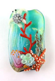 Corinabeads - Lampwork beads by Corina Tettinger