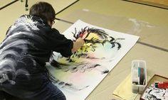 Watercolor Tattoo, Gallery, Roof Rack, Temp Tattoo