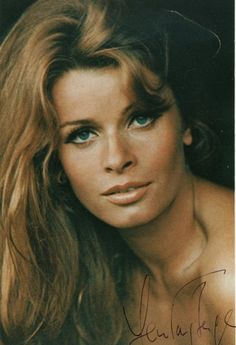 The absolutely BREATHTAKING Austrian actress Senta Berger. Big in the 60's, 70's and 80's and still acting in Germany today.