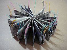 Image result for art journal binding