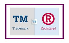 TM is a symbol that you use when you have applied for the trademark registration. One day, this registration is going to be successful and you will be rewarded with the ability to use the R symbol. Trademark Symbol, Brand Names And Logos, Trademark Registration, Apply Online, Chicago Cubs Logo, Meant To Be, Knowledge, How To Apply, Symbols
