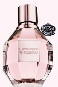 This perfume....smells like glory. Pure glory. I am officially obsessed!!! Viktor & Rolf Flowerbomb