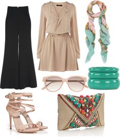 """Cool hijabi outfit for summer"" by samantha-salem on Polyvore"