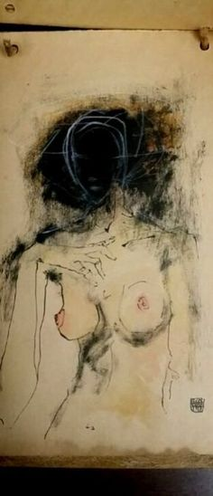 Egon Schiele, 1916-1917 sketch book on ArtStack #egon-schiele #art