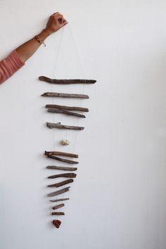 DIY Driftwood Wall Hanging | The Post Social