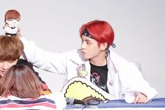 B A N G T A N | V | Young Forever Fansign #VHope #BTS