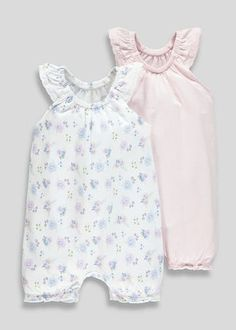 Creative Monsoon Girls Romper Sleepsuit 0-3 Months Low Price floral