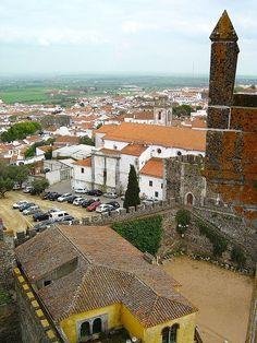 Castelo de Beja - Portugal by Portuguese_eyes, via Flickr