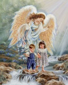 Guardian Angel- this has always been one of my favorite pictures.