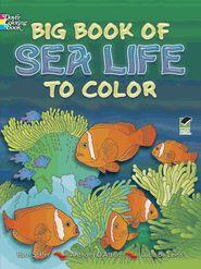 Dover: Big Book of Sea Life
