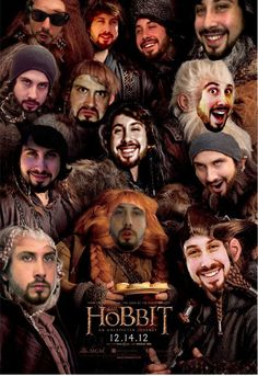 """omg Avi Kaplan in """"The Hobbit""""  I don't know about you, but I sure laughed out loud."""