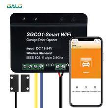 Swing Sliding Gate Opener Wifi Remote Control Garage Door Opener Receiver Wifi Smart Receiver In 2020 Sliding Gate Opener Smart Wifi Sliding Gate