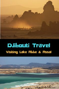 Visiting the two famous lakes of Djibouti is one of the best trips in the small country - Lake Abbe and Lake Assal. Also visit Djibouti City and snorkel with Whale sharks.