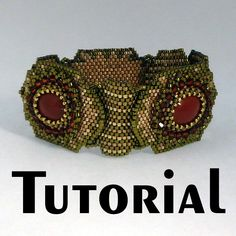 TUTORIAL Phoenix Bracelet and Ring | Mikki Ferrugiaro Designs