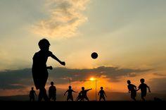 Fotografía Playing Soccer #futbol #photography