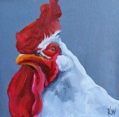 Little Red Hen -- Kay Wyne