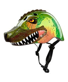 Take a look at this T-Rad Rex Helmet by Raskullz on #zulily today!