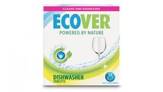 Product Review - Ecover Dishwasher Tablets