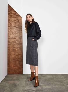 Derek Lam 10 Crosby Fall 2018 Ready-to-Wear Collection - Vogue