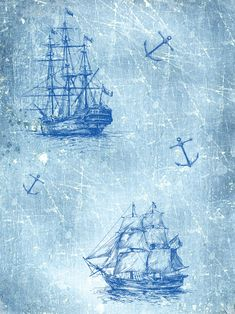 бумага для скрапбукинга морская тема - Поиск в Google