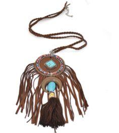 Turquoise Crescent Moon Fringe Necklace    #zepharajewellery #necklace #statementnecklace #bohemiannecklace #festivaljewellery #festival #bohochic #tassels #gypsy #summer #ss17 #fringe #moon #beads     www.zepharajewellery.com Fringe Necklace, Bohemian Necklace, Pendant Necklace, Leather Fringe, Turquoise Beads, Black Cotton, Boho Chic, Festival Jewellery, Tassels
