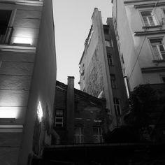 Black/White, Captured by Christopher Webb