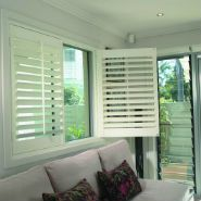 Timber Shutters and Plantation Shutters | Luxaflex Gallery