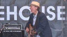 John Hiatt Live from Summerfest featuring HQ sound. John Hiatt, Milwaukee, Captain Hat, June