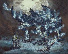 Darkbeast Paarl #DarkSouls