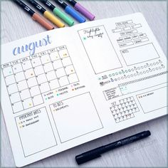 Nice monthly spread.
